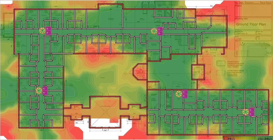 Cat5e Amp Cat6 Data Cabling Wifi Wireless Data Cti